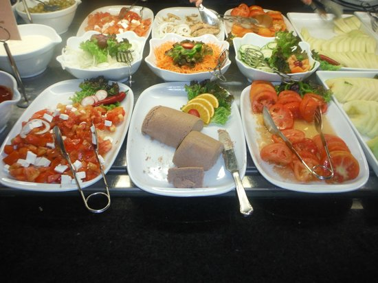 ClubHotel Riu Guarana : saladas