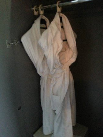 Slaley Hall: Deluxe Bedroom Robes
