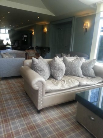 Slaley Hall: Inside The Hotel