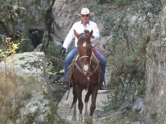 Rancho Las Cascadas - All Inclusive Boutique Resort: ME