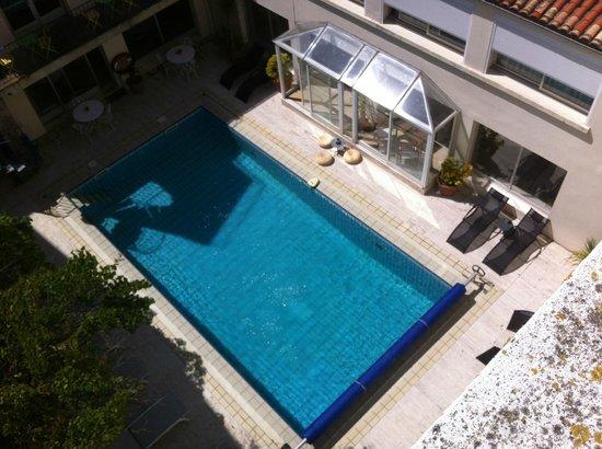 Le Yachtman: piscine