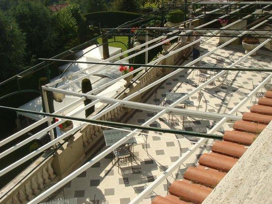 Hotel Scapolatiello : terrazzo colazione