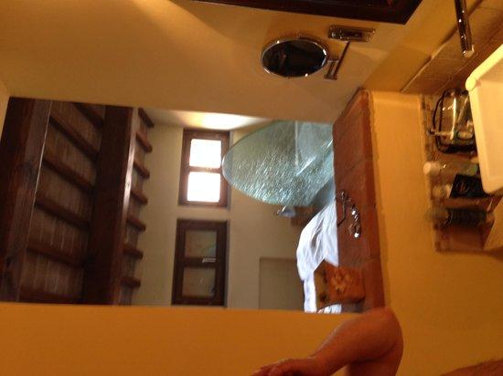Vogue Hotel Arezzo : pre bagno