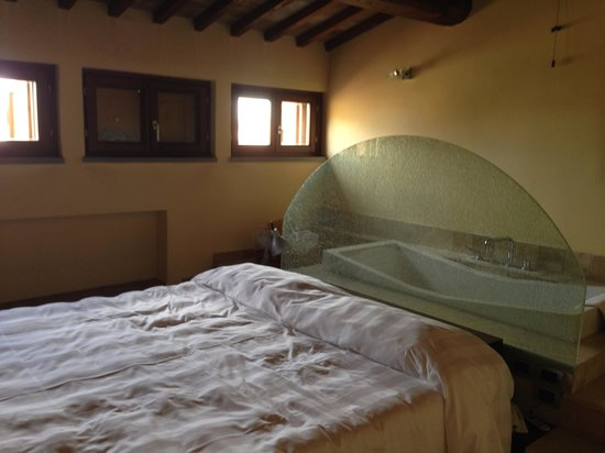Vogue Hotel Arezzo : stanza
