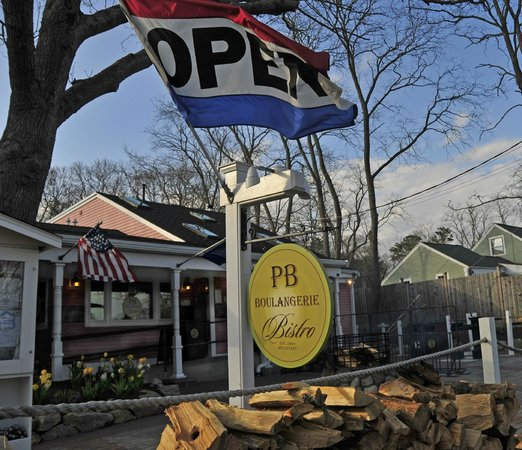 Photo of French Restaurant PB Boulangerie Bistro at 15 Lecount Hollow Rd, Wellfleet, MA 02663, United States