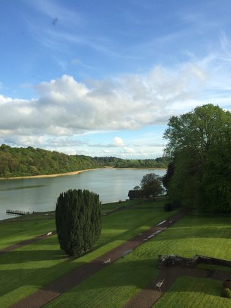 Castle Leslie Estate: Beautiful scenery.