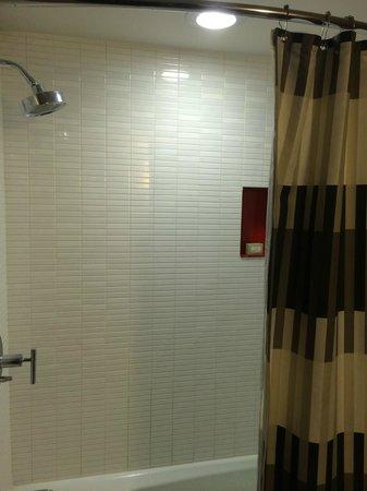 Cactus Petes Resort Casino: shower