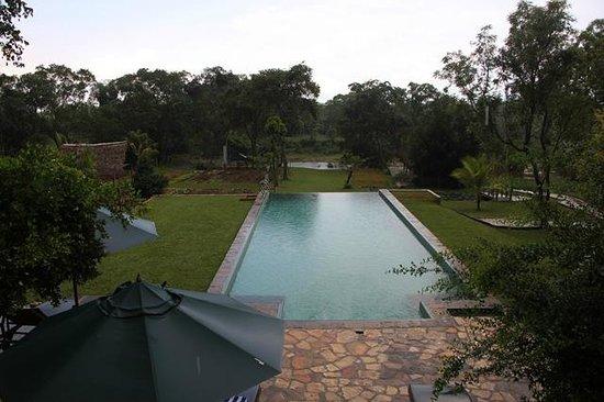 Kalu's Hideaway: Swimming pool