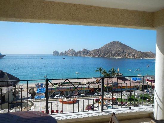 Casa Dorada Los Cabos Resort & Spa: room view