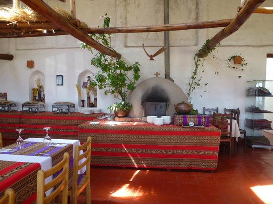 Alpaca Chef: salle
