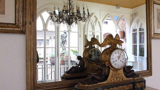 La Corte Degli Angeli : inside lobby