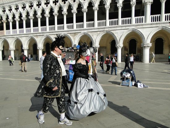 Piazza San Marco (Place St Marc) : Piazza San Marco