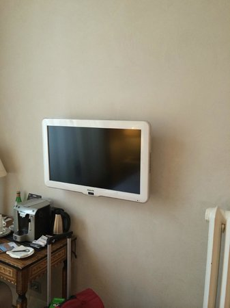 NH Collection Firenze Porta Rossa : TV Plana