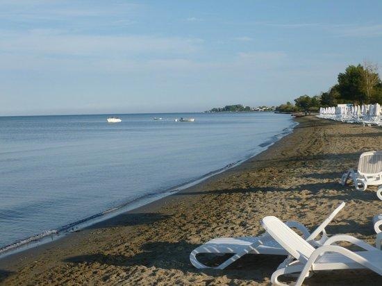 Mayor Capo Di Corfu: The beach