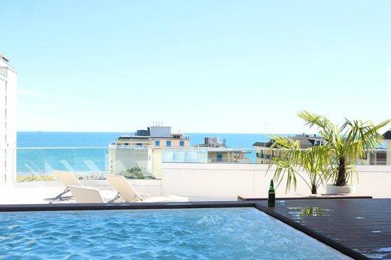 Hotel & Residence Il Teatro: Sky pool