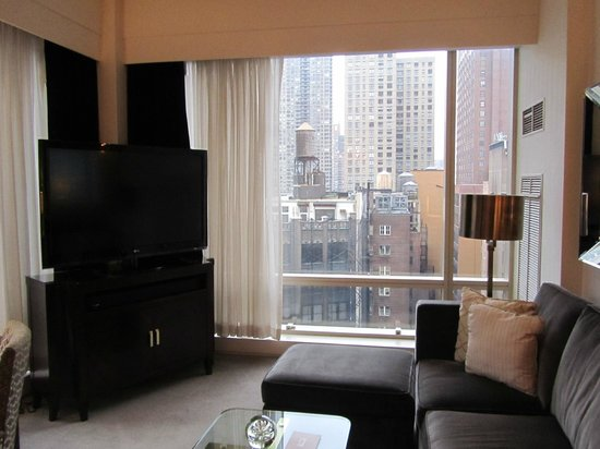 Trump International Hotel and Tower New York : Executive City View Suite