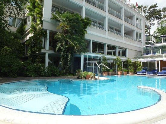 Meister's Hotel Irma: Aqua Paradies