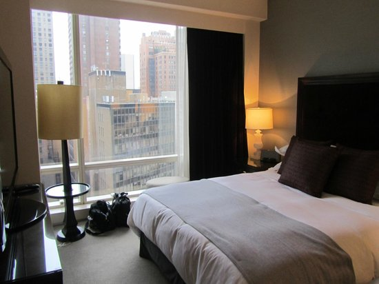 suite picture of trump international hotel and tower new york new