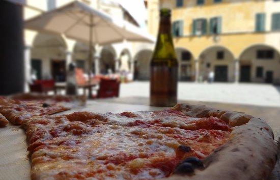 La Bottega Dell A Pizza di Ilaria Cardini e Michele Piccione