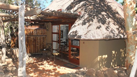 Itaga Luxury Private Game Lodge : ons huisje
