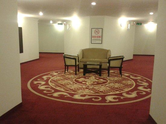 Antalya Adonis Hotel : отель