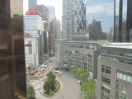 Trump International Hotel and Tower New York: View from Executive City View Suite