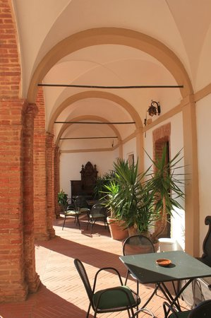 San Lorenzo a Linari : Public area in hotel