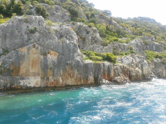 Antalya Adonis Hotel : затонувший город