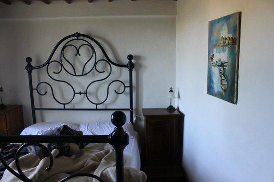 San Lorenzo a Linari : Bedroom