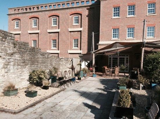 Hotel du Vin Poole: Exterior