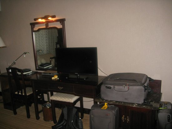 New Century Hotel: Room