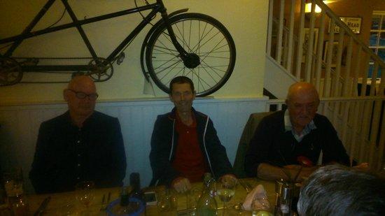 Sedlescombe Golf Hotel: Restrauant
