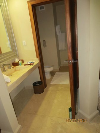 Moon Palace Cancun Handicapped accessible room-bathroom door would not stay open & Handicapped accessible room-bathroom door would not stay open ...