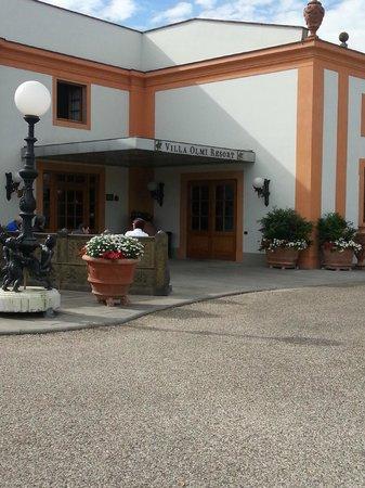 Villa Olmi Firenze : Ingresso