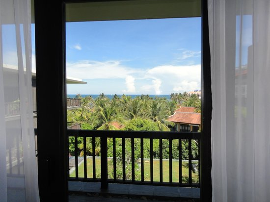 Anantara Mui Ne Resort: View from the seaview room