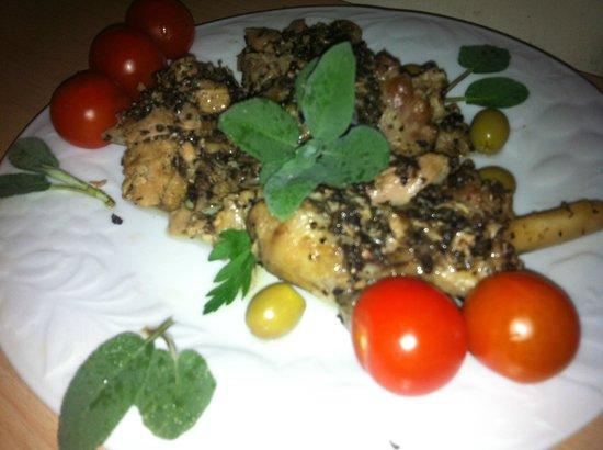 Perugia Tartufi: agnello tartufato in versione primaverile