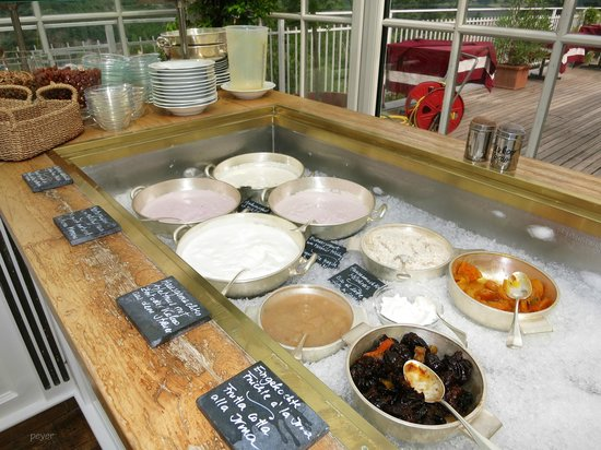 Meisters Hotel Irma: Frühstück