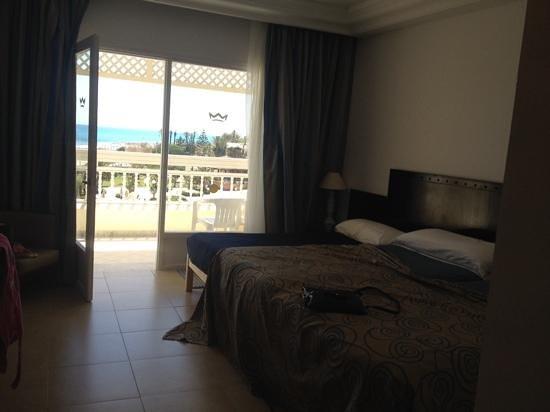 Hotel Riu Marillia: spacious rooms