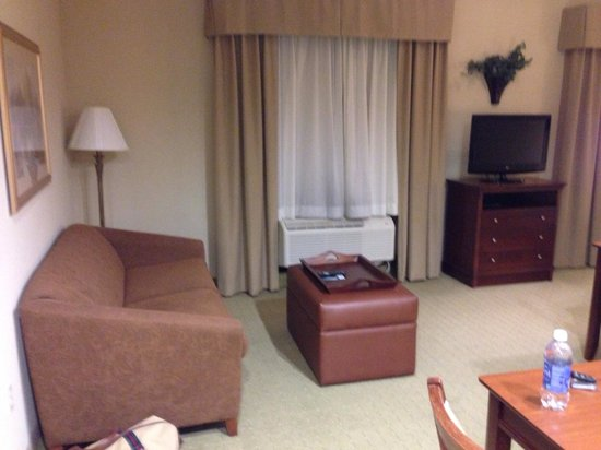 Homewood Suites Rochester - Victor: Entry living area