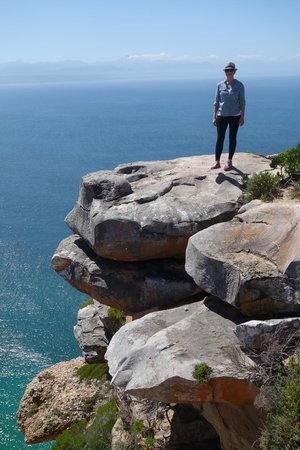 Robberg Nature Reserve : Robberg views