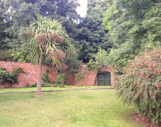 Colinsburgh, UK: Walled Garden