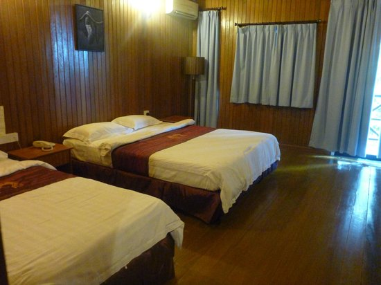 Myne Resort : Triple room