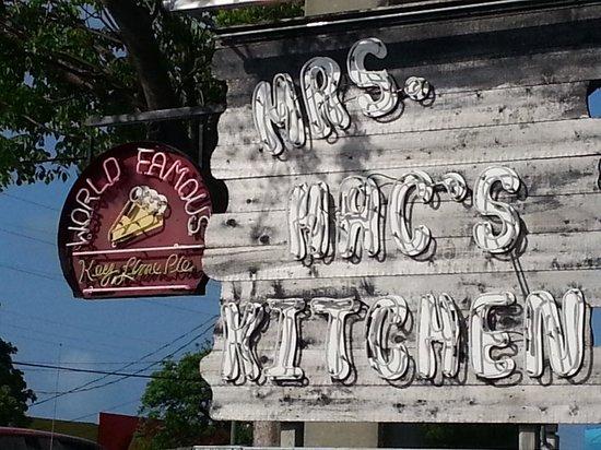 Mrs. Mac's Kitchen: Mrs Mac's Kitchen