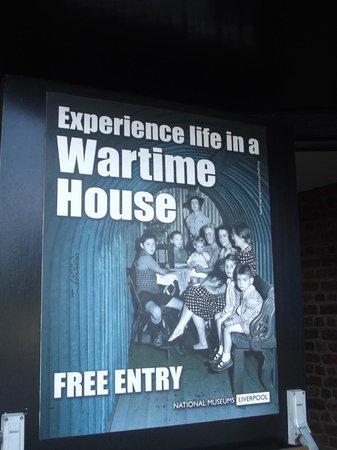 Merseyside Maritime Museum : The Entrance