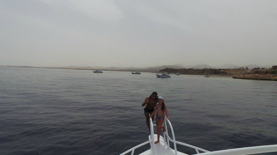 Sharm Life Day Tours: Captain Abdullah.