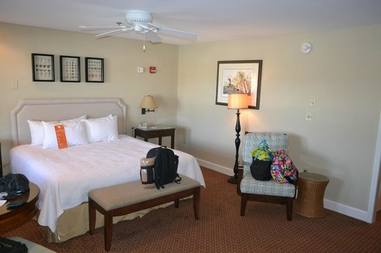 Sanderling Resort: Our room