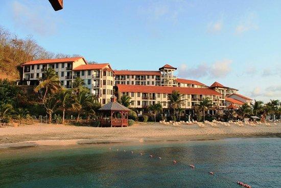 Sandals LaSource Grenada Resort and Spa : The Pink Gin Village