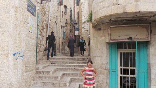Sharm Life Day Tours: Bethlehem.