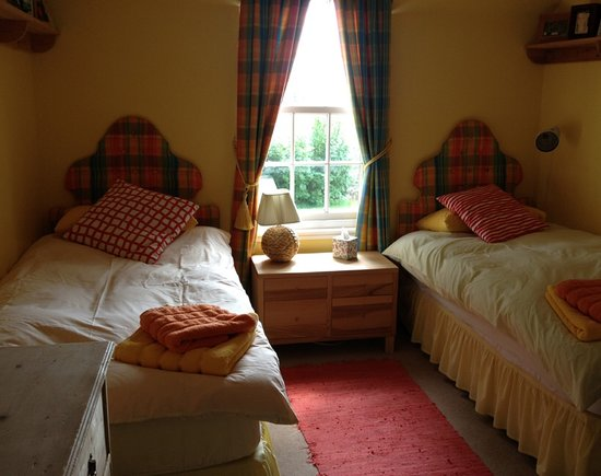Colinsburgh, UK: Twin Room