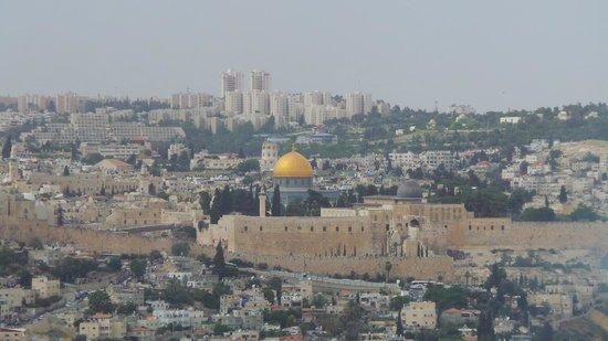 Sharm Life Day Tours: Jerusalem panorama.